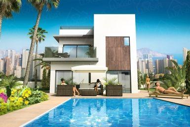 villa finestrat hills
