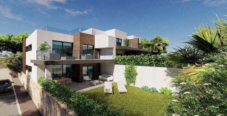 apartment montecala gardens