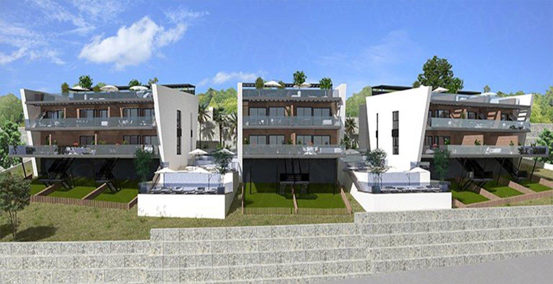 bungalow castellets resort
