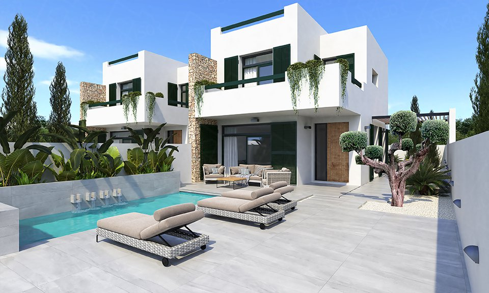 villa olive collection