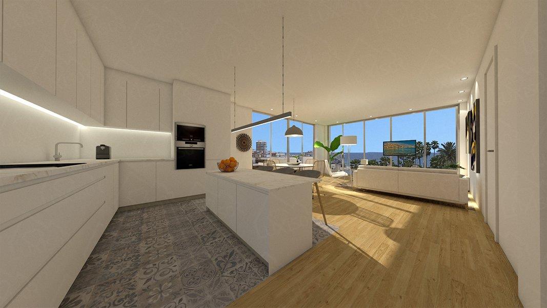 cumbre del mar apartment